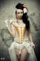 Sneaky bride by AshtrayheartRomina