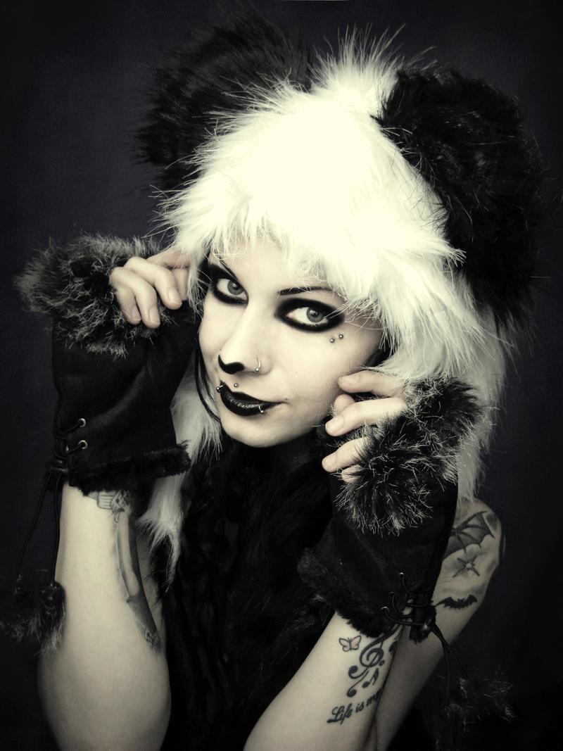 Panda by AshtrayheartRomina