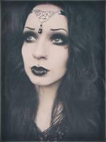 Black kiss #2 by AshtrayheartRomina