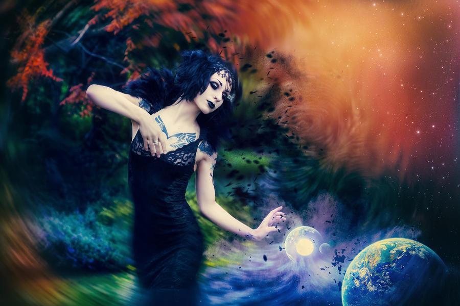 Die Weltenwerbin by AshtrayheartRomina