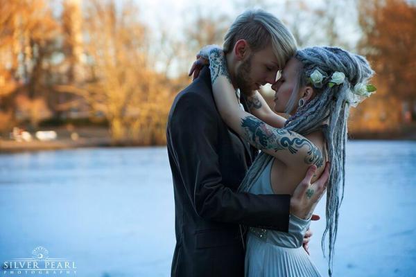 The wedding by AshtrayheartRomina