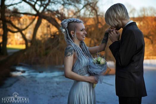 The wedding #2 by AshtrayheartRomina