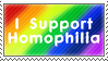 Homophilia Stamp by P0W4H-L4D33
