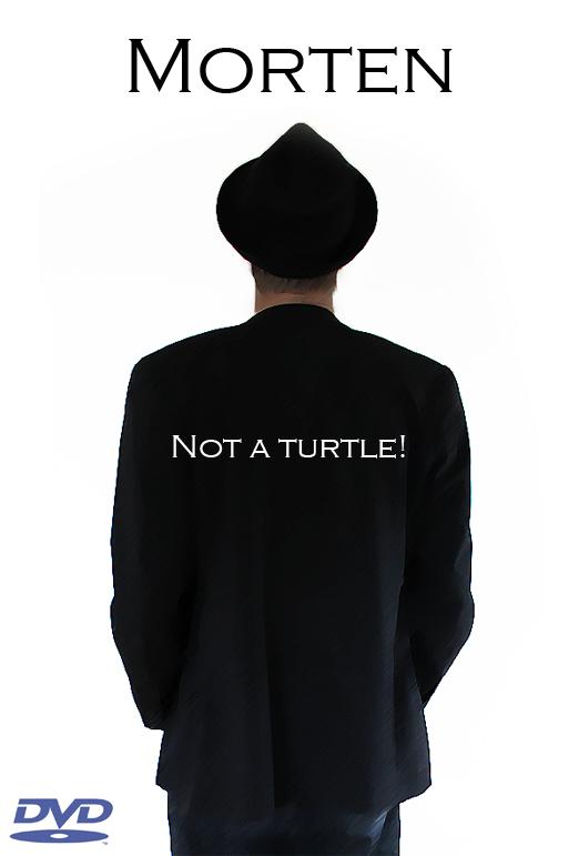 Not A Turtle by JackZetter