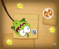Cut The Rope by Light-Arya