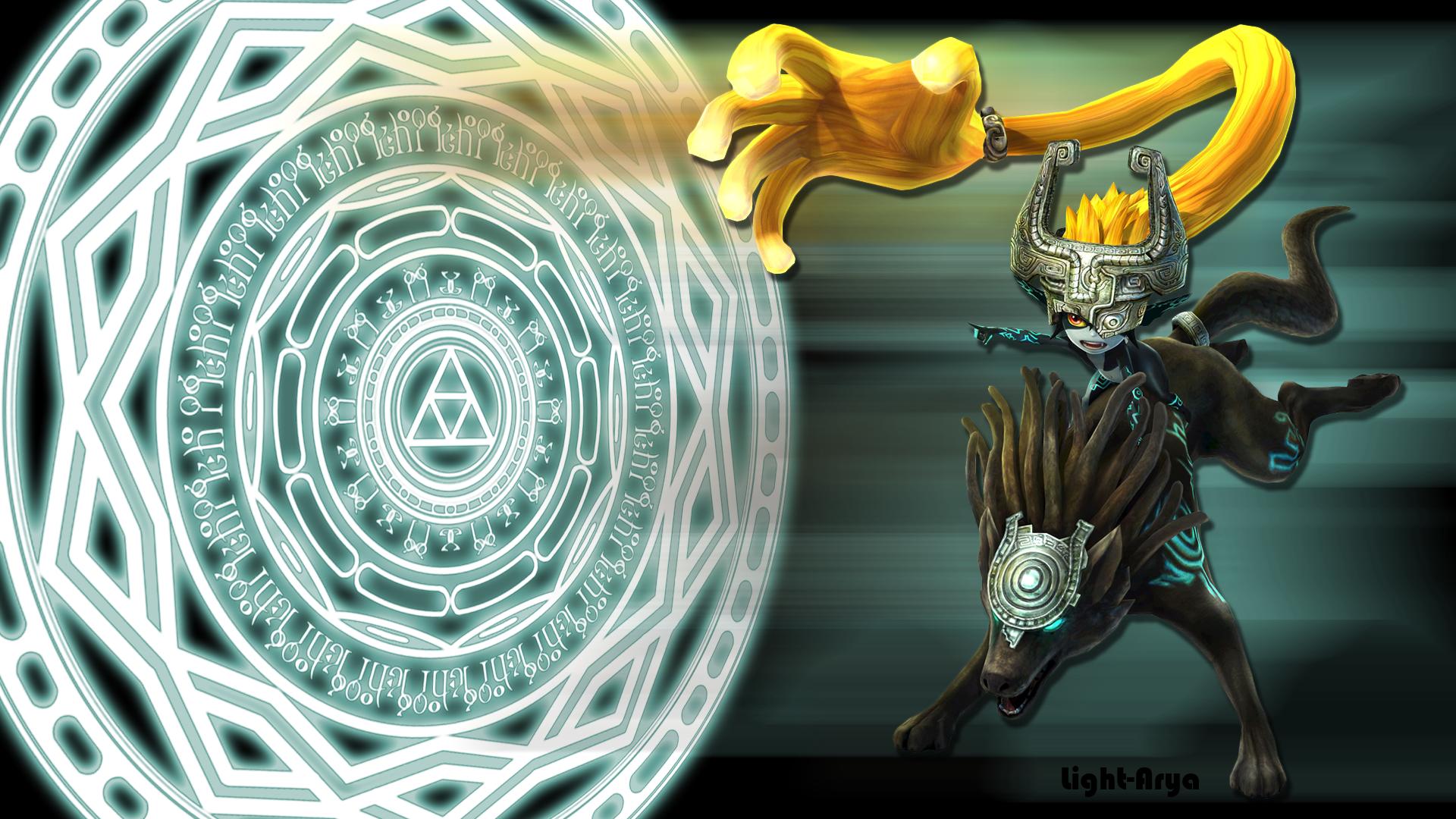 Midna - Hyrule Warriors by Light-Arya
