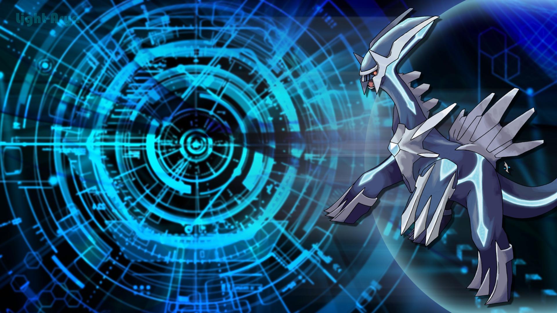 Dialga Pokemon Diamond By Light Arya On Deviantart