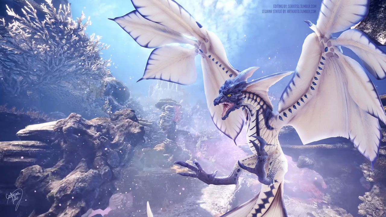 Legiana Wallpaper By Light Arya On Deviantart