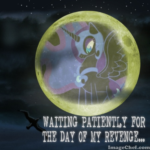 Nightmare Moon's Revenge by FuzzyyPanda