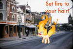 Dumb Ways To Die: Set Fire to Your Hair!