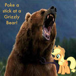 Dumb Ways To Die: Poke a Stick at a Grizzly Bear!
