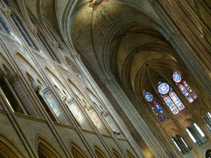 Notre Dame de Paris: Main Hall