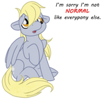 MLP - Derpy is sorry...