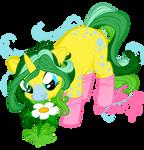 MLPOC: Ponies in Socks - Vessa