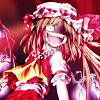Another Flandre Icon by SilentGaia