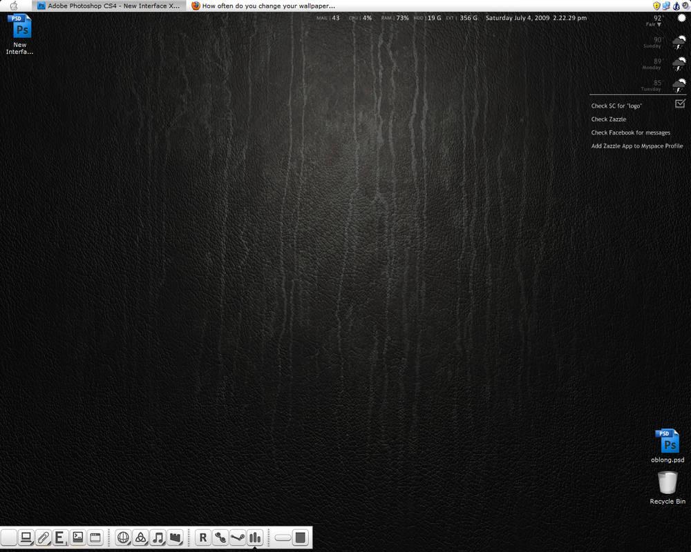 July Fourth 2009+ Desktop