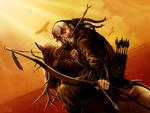 Three Eagles Tribe raider