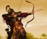 Ten Bulls Tribe raider