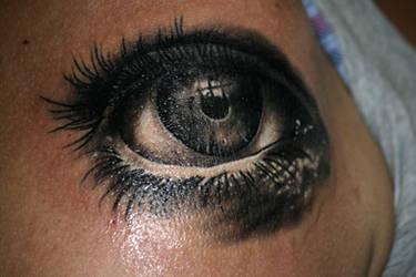 Eye by tikos