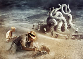 Excavations of evil by tikos