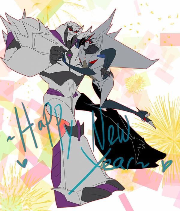.:HAPPY NEW YEAR 2015:. by JACKSPICERCHASE