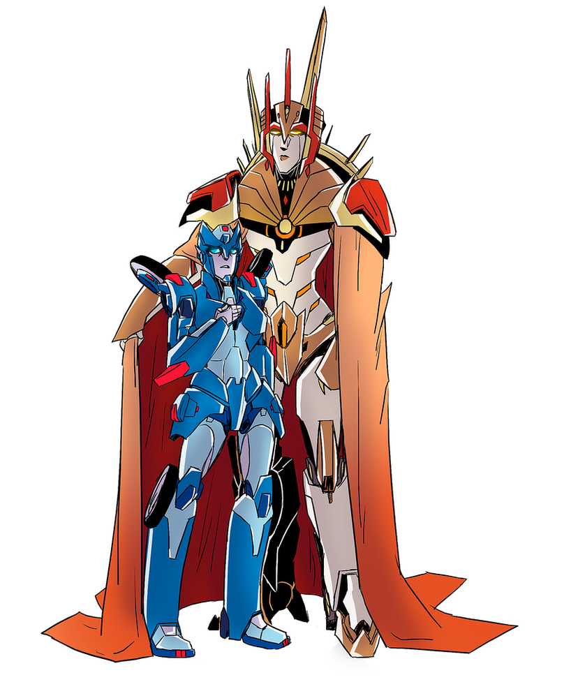 .:Mistress Of Flame And Chromia:. By JACKSPICERCHASE On