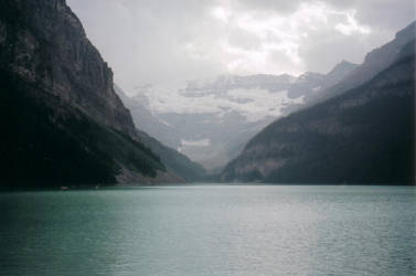 Memories: Lake Louise 1 by HYP3R--CH1CK