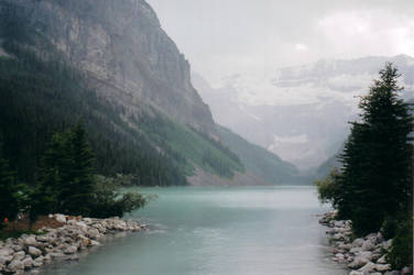 Memories: Lake Louise 2 by HYP3R--CH1CK