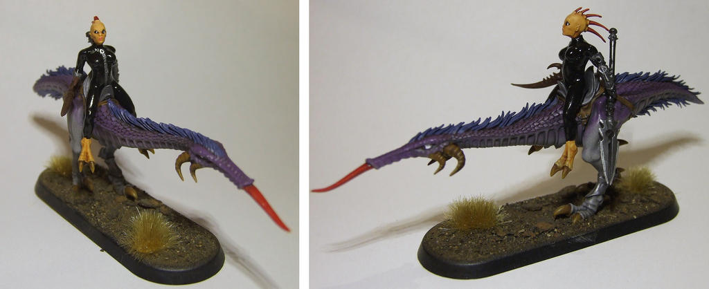 Yet another converted seeker of Slaanesh by half-halfling