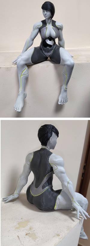 3D printer Seth from Street Fighter
