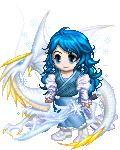 Yuki, Dragoness of Snow by SpellboundFox