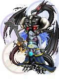 Dark Keyblader by SpellboundFox