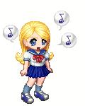 CaramellDansen- School Girl by SpellboundFox