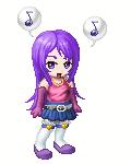 CaramellDansen- Purple Girl by SpellboundFox