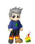 Zombie Boy by SpellboundFox