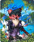 Swordsman Kit's Yokai Form by SpellboundFox