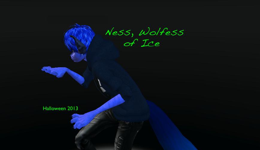 Werewolf Stance by SpellboundFox