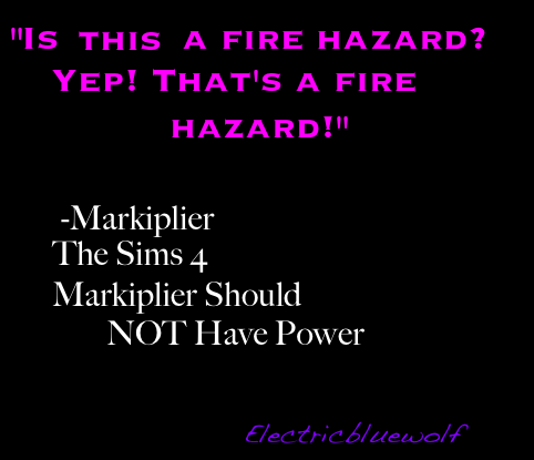 Markiplier Meme: Fire Hazard by SpellboundFox