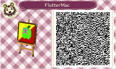 ACNL: FlutterMac by SpellboundFox