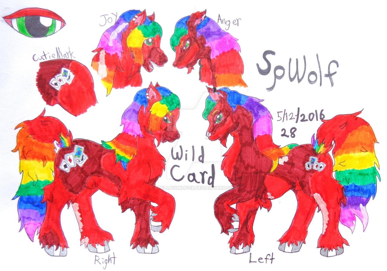 Rainbow Daddy by SpellboundFox