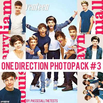 One Direction Photopack #3 by passesallthetests
