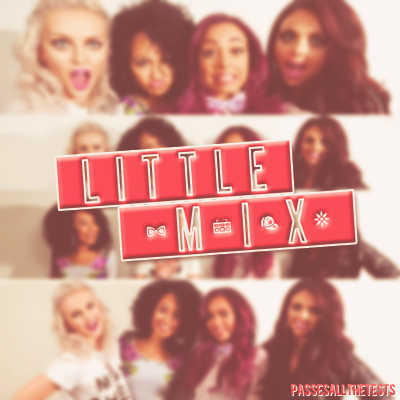 Little Mix ID by passesallthetests