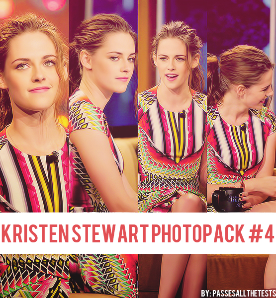 Kristen Stewart Photopack #4 by passesallthetests