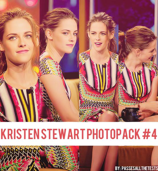Kristen Stewart Photopack #4 by passesallthetests