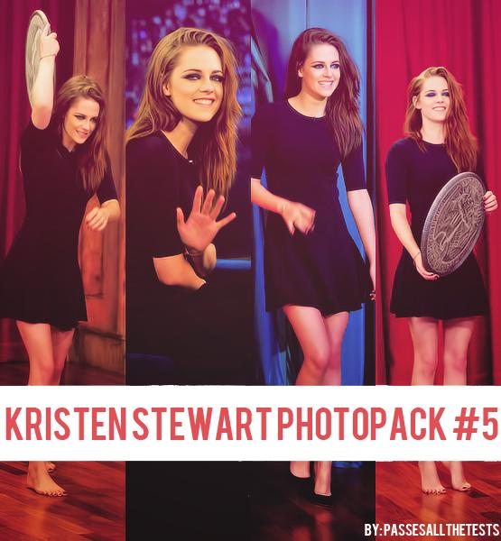 Kristen Stewart Photopack #5 by passesallthetests