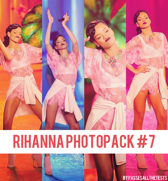 Rihanna Photopack #7 by passesallthetests