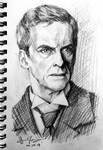 sketch - Peter Capaldi