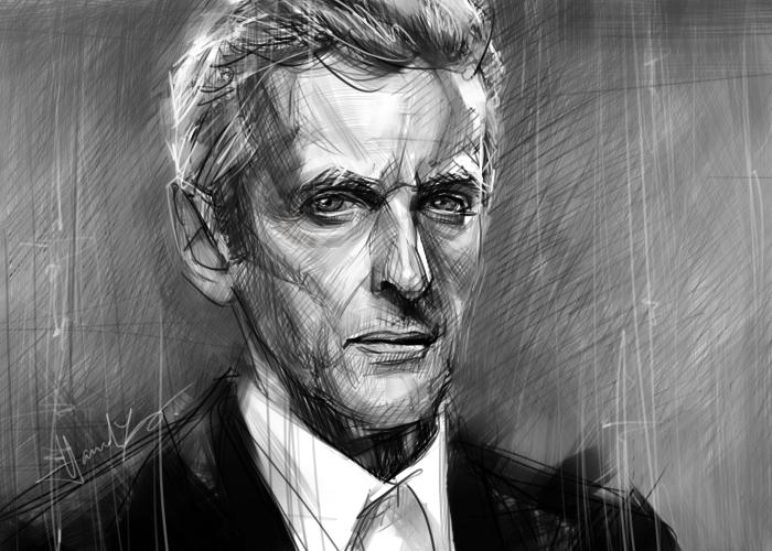 Capaldi by nitefise