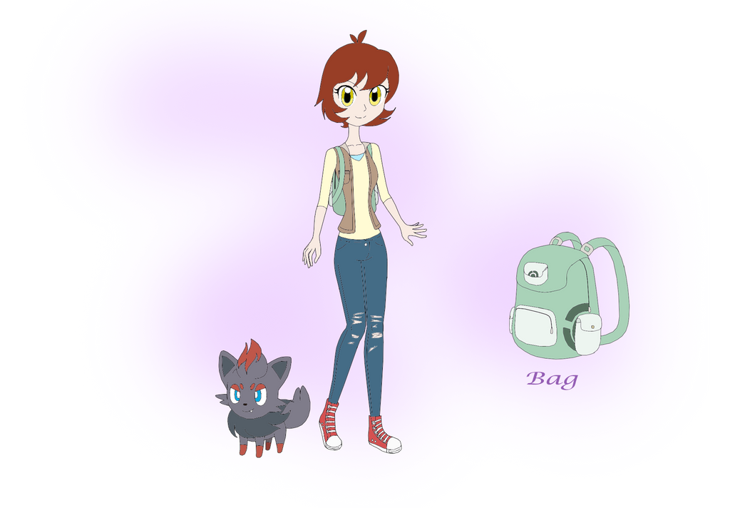 Ruri Pokemon Oc By Sparklechord On Deviantart Should i use the zorua given to me by rood? deviantart