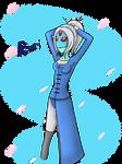 [Starbound] Ruri (Hylotl)
